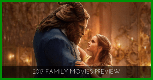 2017 Family Movies Preview