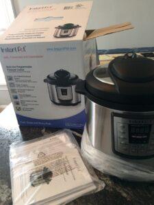 Instapot|Instant Pot unboxing