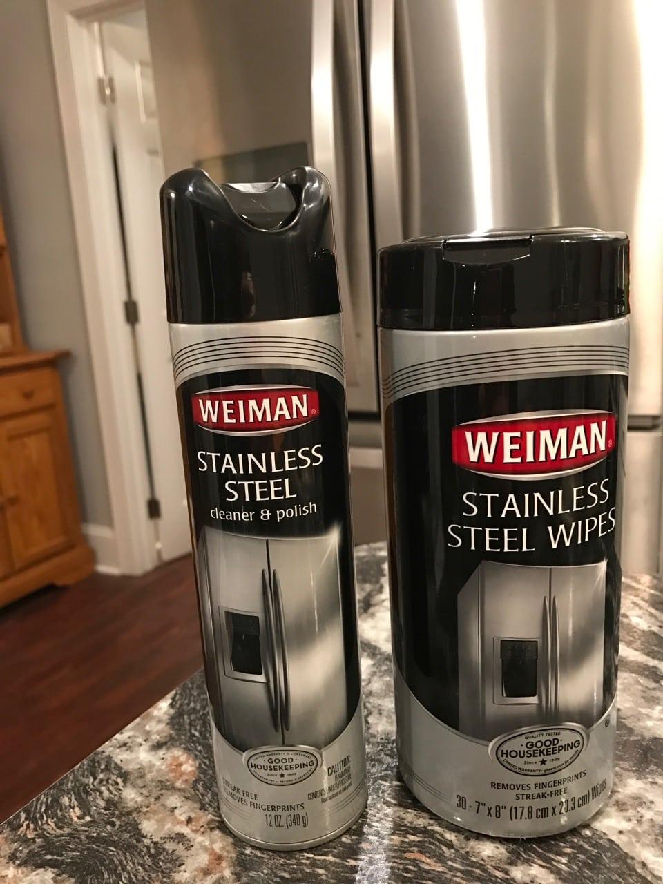 Weiman Stainless Steel polish