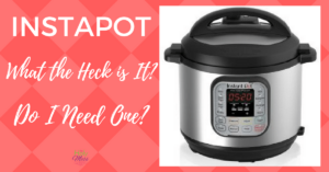 Instapot/Instant Pot - picture of top trends and latest deals for Instant Pot