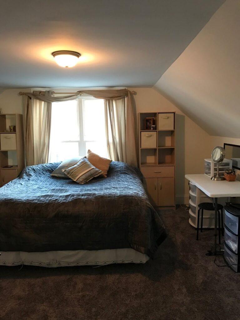 """""""After"""" Master Bedroom"""