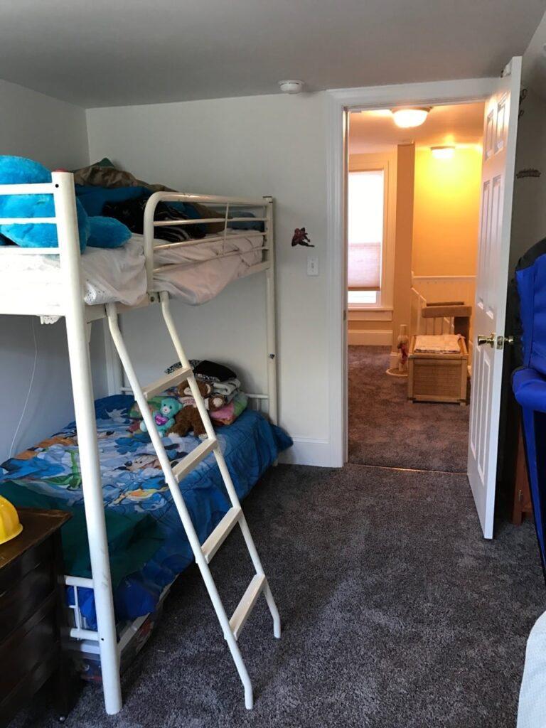 After Kid's Bedroom