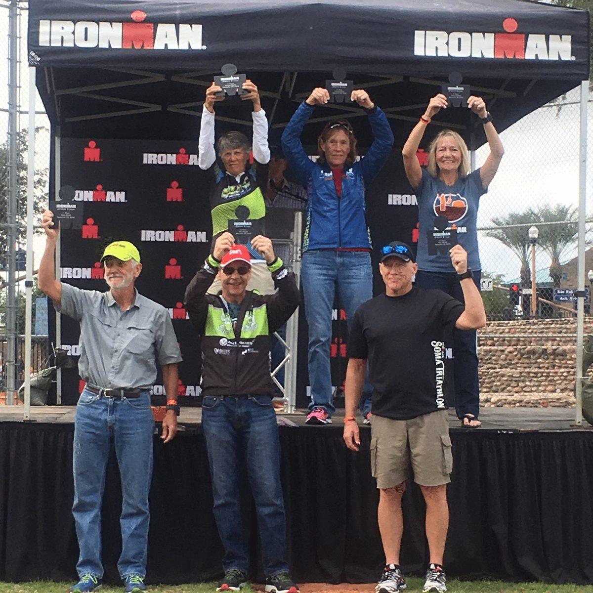 Lena Ironman winner The Holy Mess