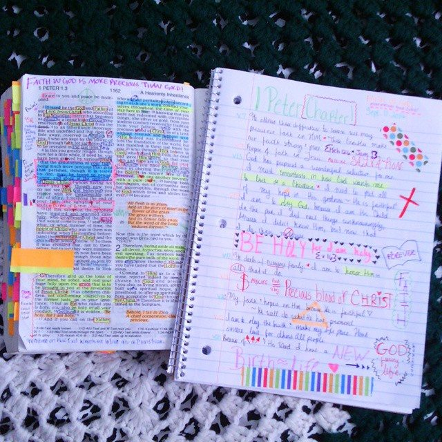 Good Morning Girls, Bible Study Journal