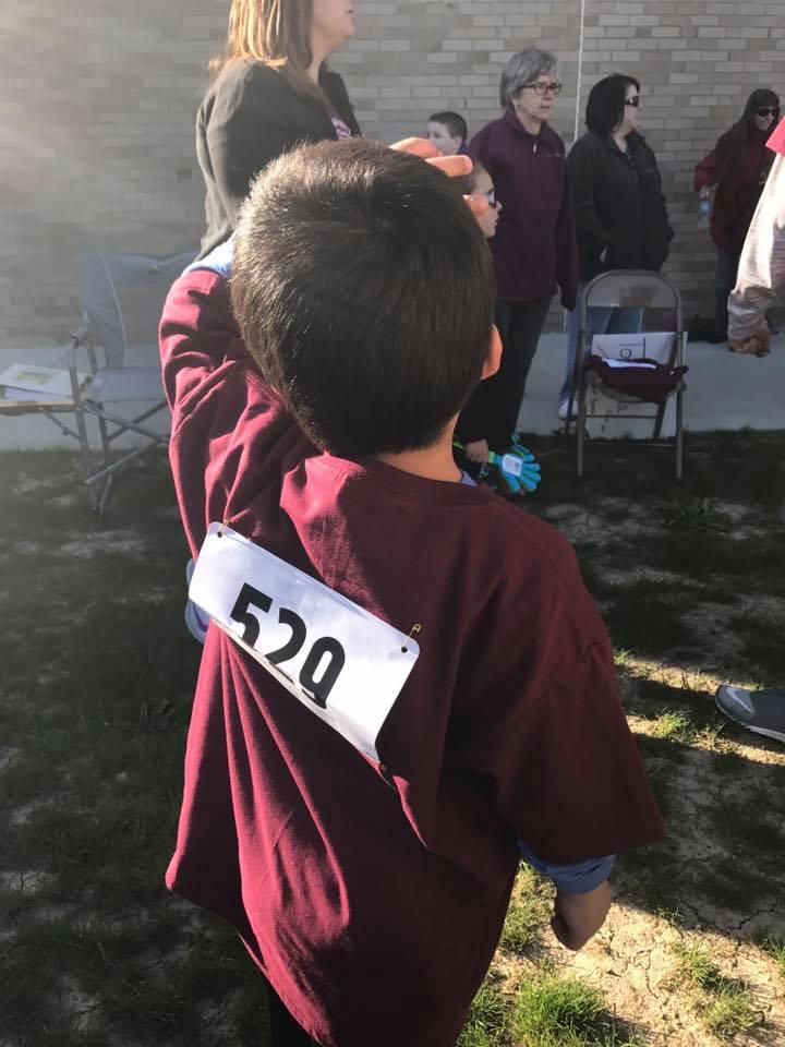 Zack Special Olympics