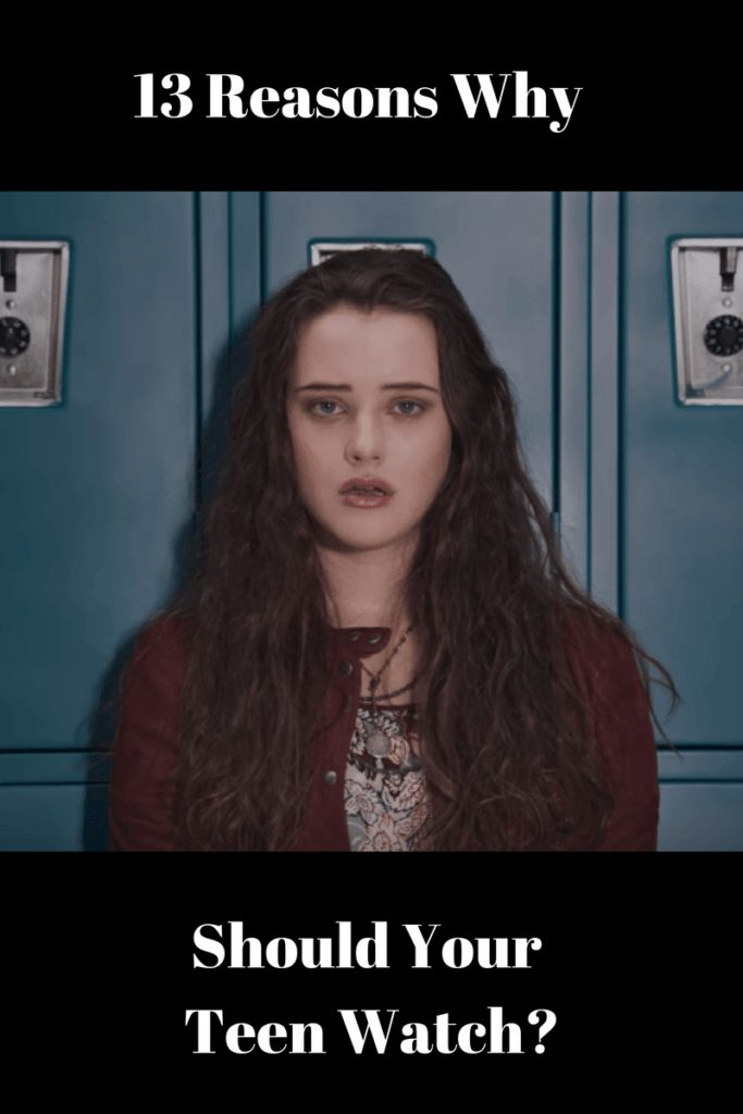 13 Reasons Why: Should Your Teen Watch?|The Holy Mess
