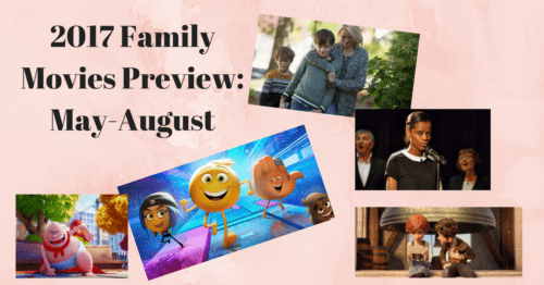 2017 Family Movies Preview Part 2