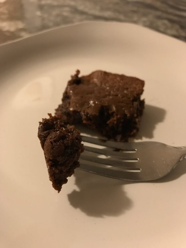 Simply the Best Gluten Free Brownies From a Mix|The Holy Mess