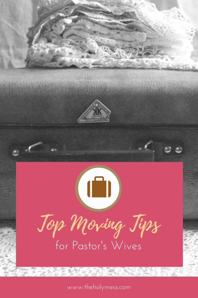 Top Moving Tips for Pastor's Wives|The Holy Mess