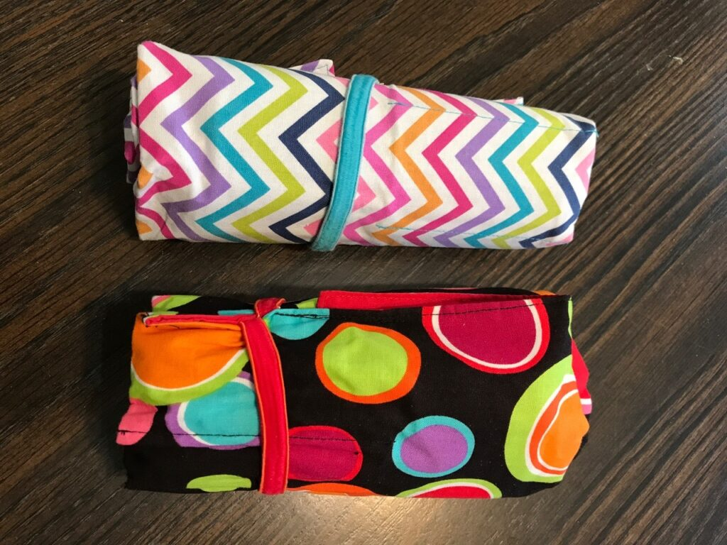 Etsy Roll Up Pencil Cases