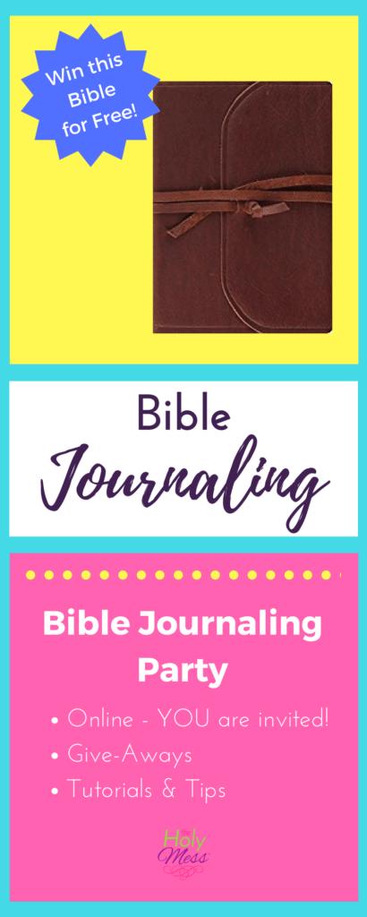 Bible Journaling Party