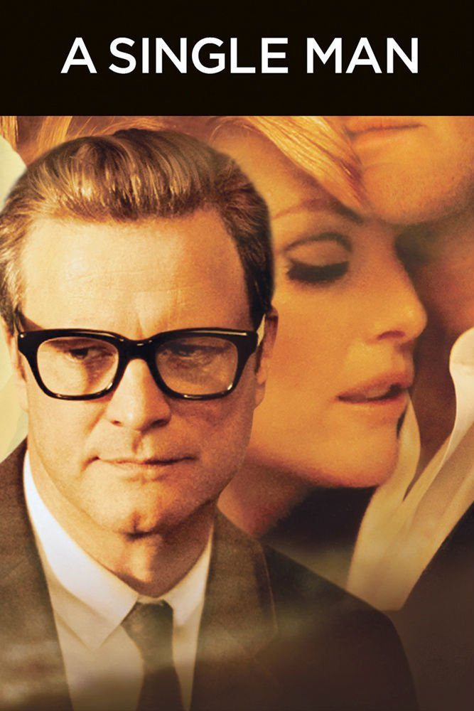 """Poster for the movie """"A Single Man"""""""