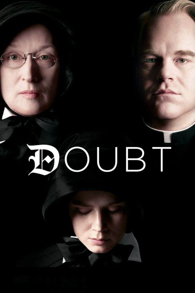 """Poster for the movie """"Doubt"""""""