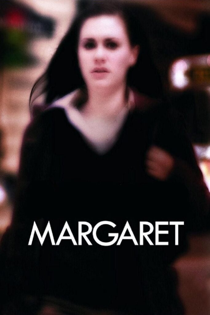 """Poster for the movie """"Margaret"""""""