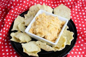 Instant Pot Buffalo Chicken Dip recipe