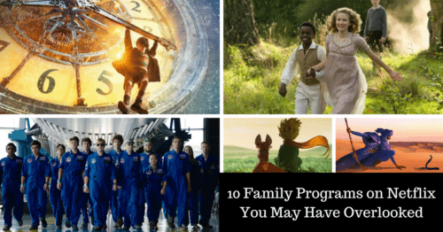 10 Family Programs on Netflix You May Have Overlooked