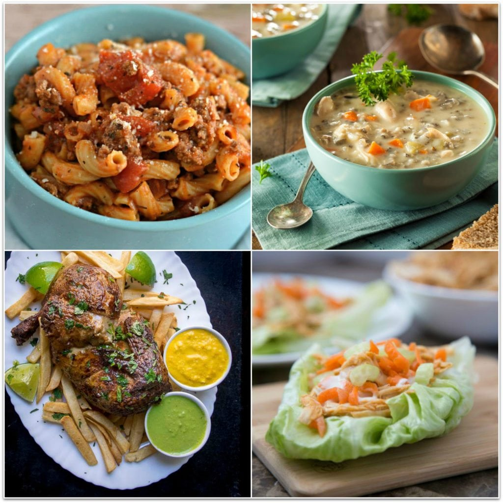 15 Quick and Easy Instant Pot Dinners