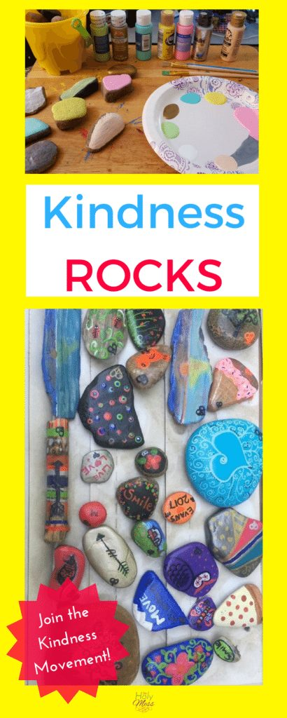 Kindness Rocks|The Holy Mess