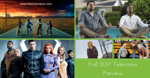 Fall 2017 Television Preview