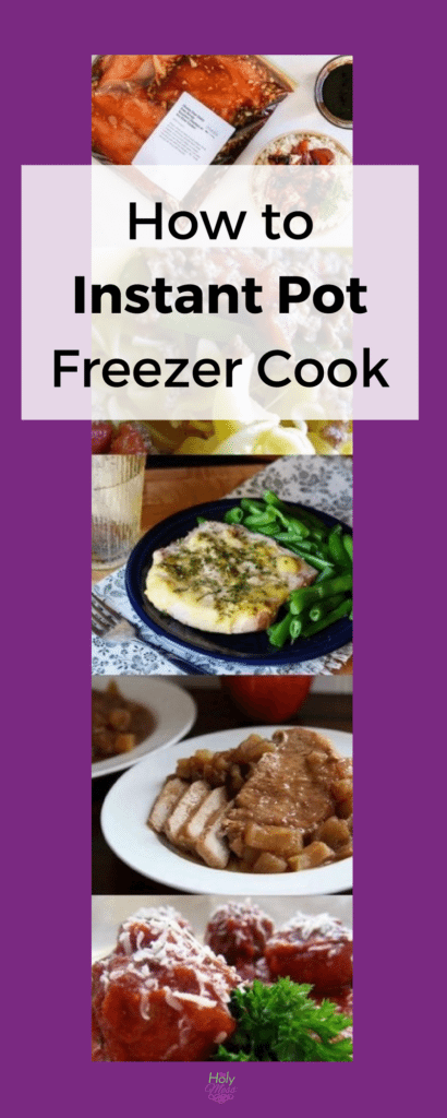 Make freezer cooking meal planning easy! Try Instant Pot freezer cooking to save time, eat well, and enjoy easy dinners during the week.