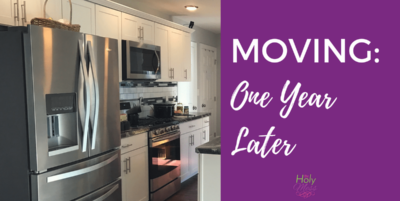 Moving: One Year Later