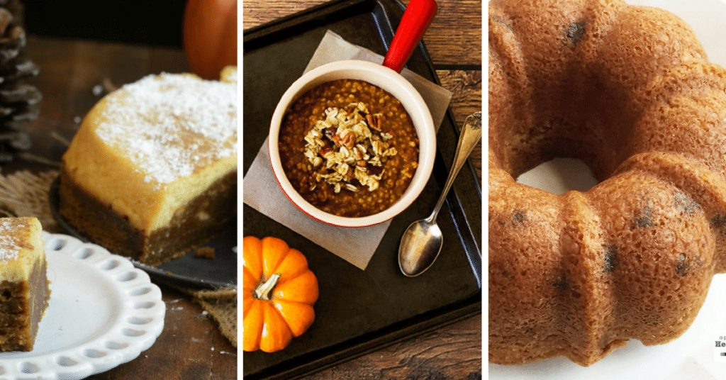 13 Instant Pot Pumpkin Recipes|The Holy Mess