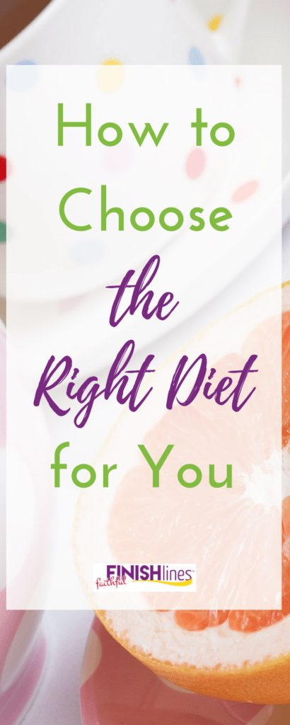How to Choose the Right Diet for You|The Holy Mess