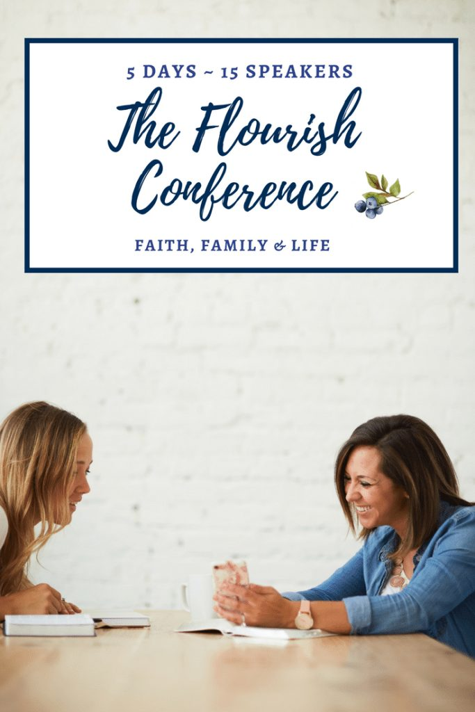 The Flourish Conference|The Holy Mess
