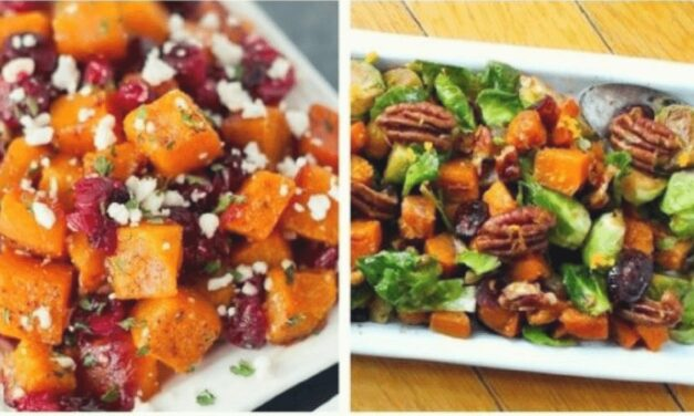 12 Healthy Thanksgiving Side Dishes