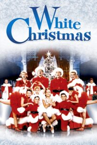 "Poster for the movie ""White Christmas"""
