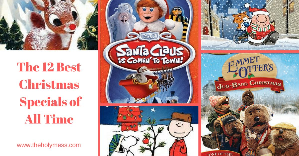 Best Christmas Specials.12 Best Christmas Specials Of All Time