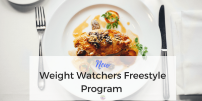 New Weight Watchers Freestyle Plan