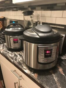 Instant Pot Mini 3 quart pressure cooker