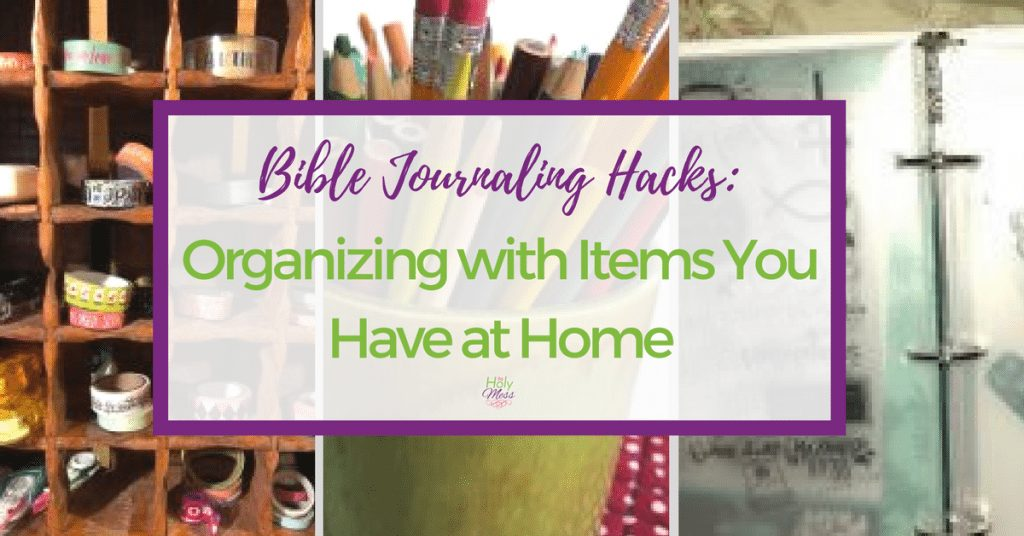 Bible Journaling Hacks
