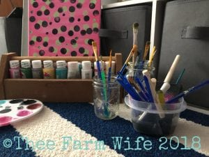Bible journaling hacks organizing items