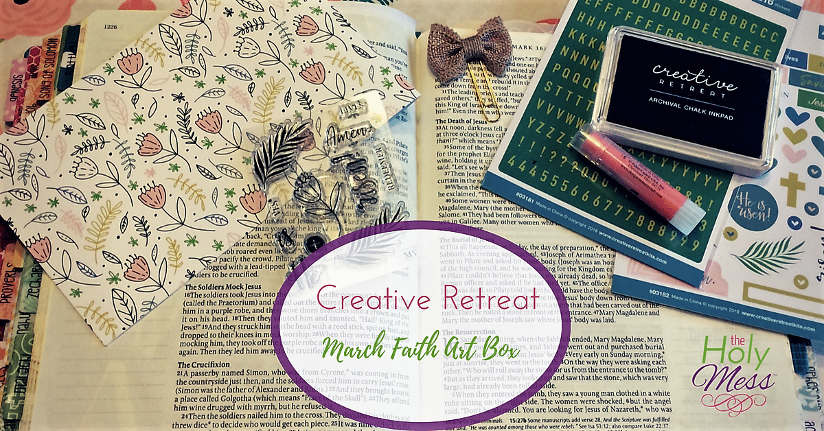 Creative Retreat My Favorite Things Devotional Kit