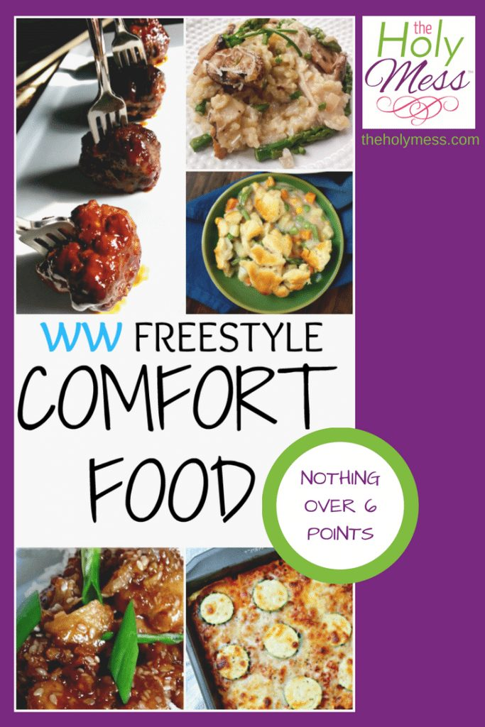 10 Weight Watchers Freestyle Comfort Food Recipes
