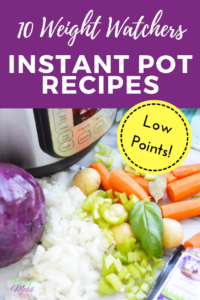 10 Weight Watchers Instant Pot Recipes