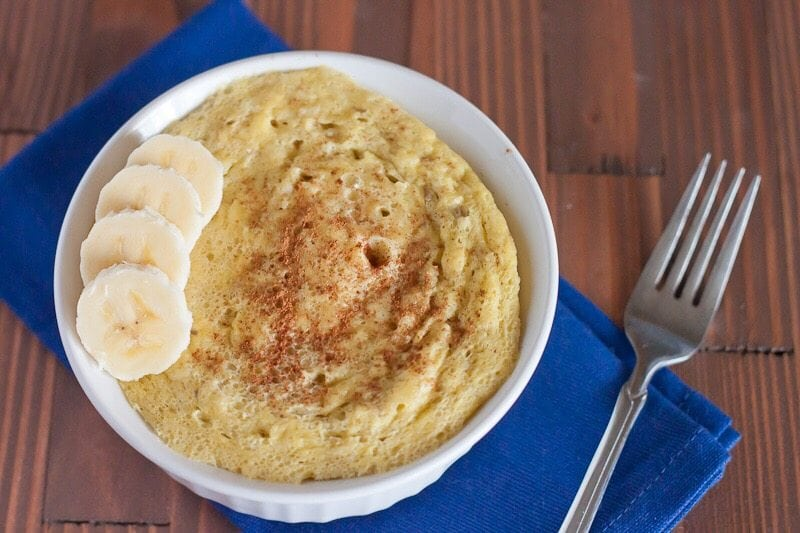 Banana Souffle Recipe WW Zero Point Dessert