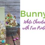 Bunny Bait Easter treat