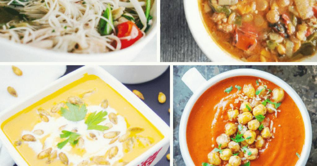20 Comforting Instant Pot Soup Recipes