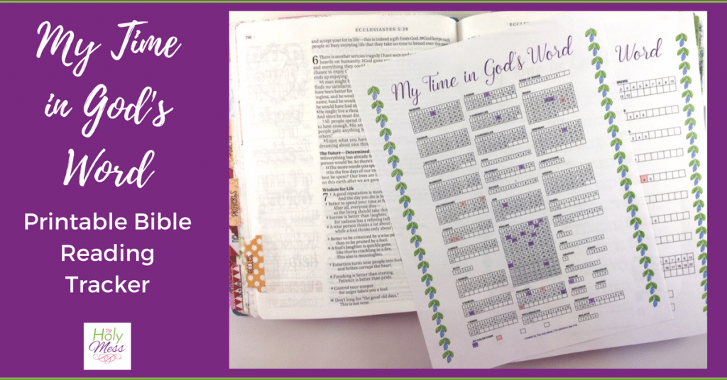 It's just a picture of Exhilarating Bible Reading Tracker Printable