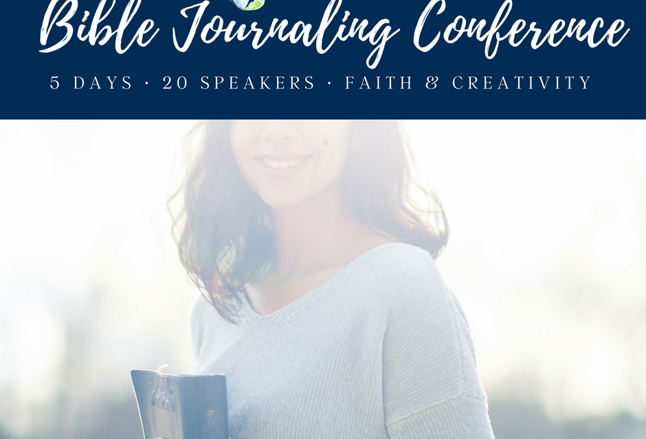 The Flourish Bible Journaling Conference