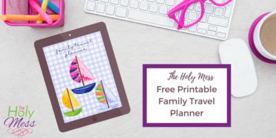 Free Family Travel Planner