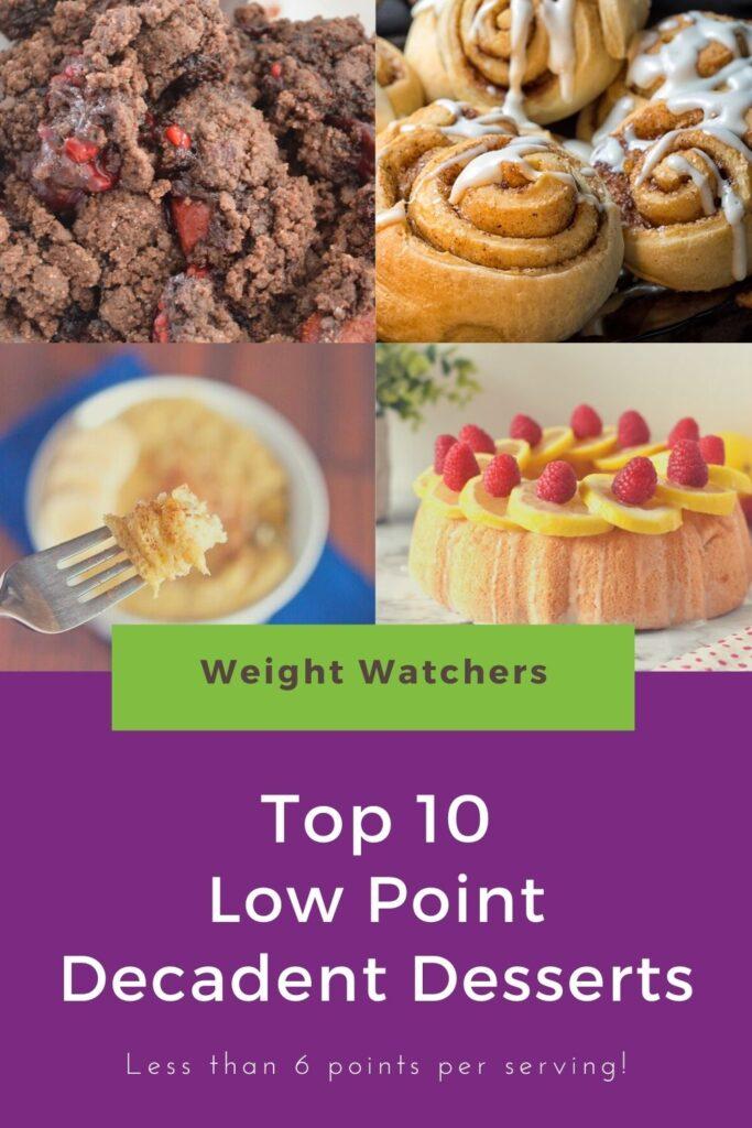 Top 10 WW Desserts