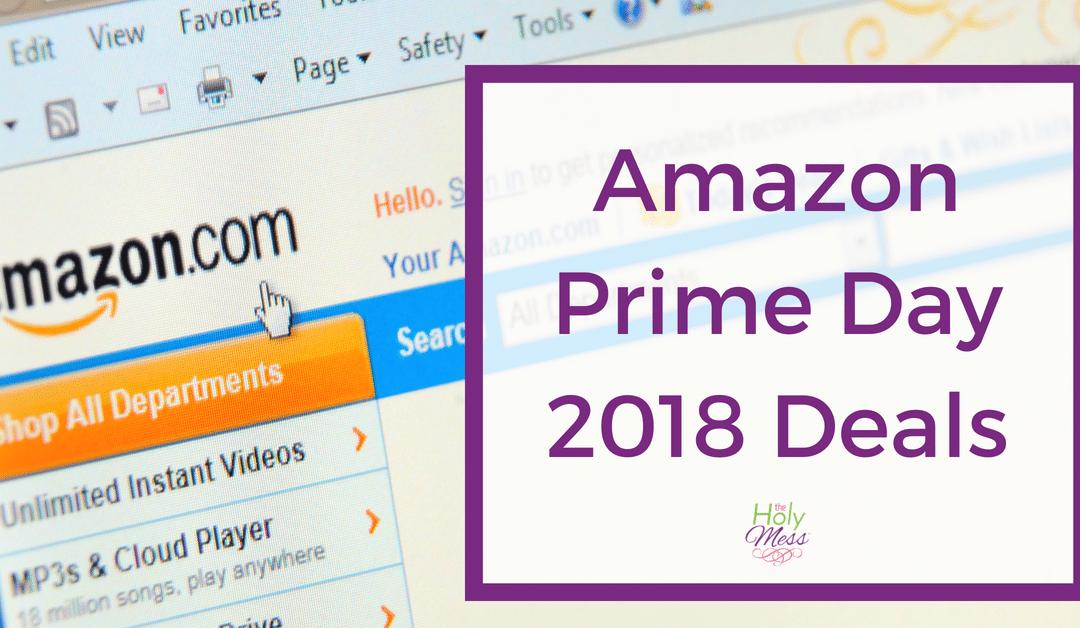 Amazon Prime Day 2018 Deals