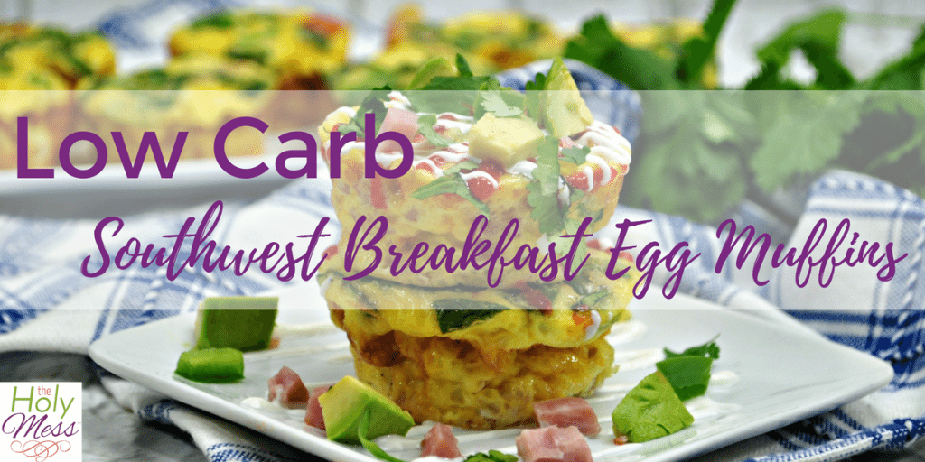 Low Carb Egg Muffins