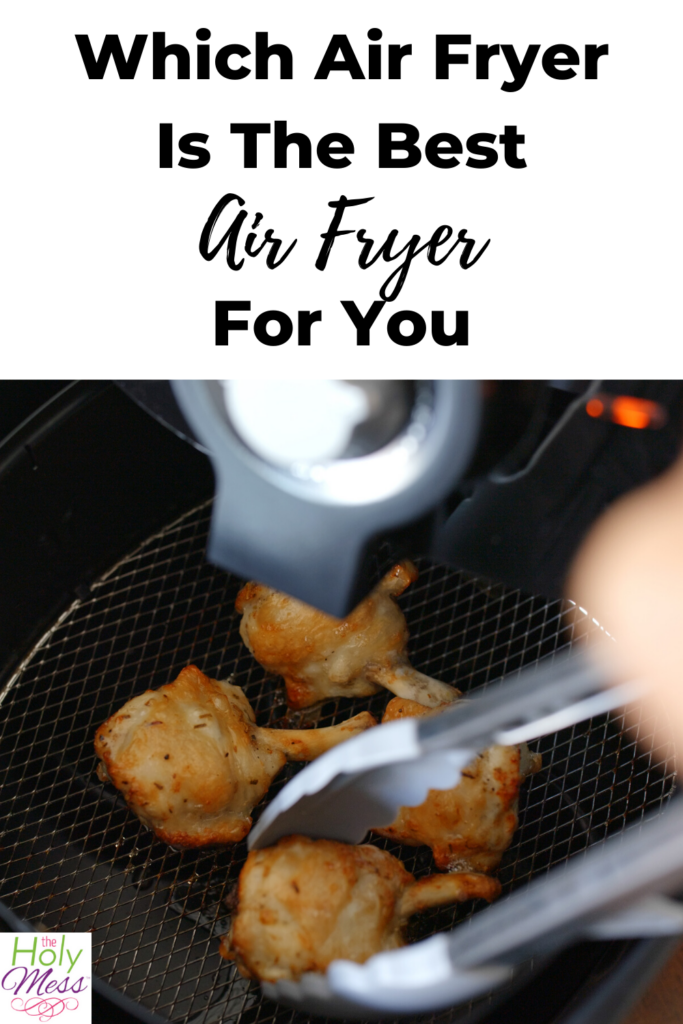 Cooking in an air fryer, which air fryer is should I get