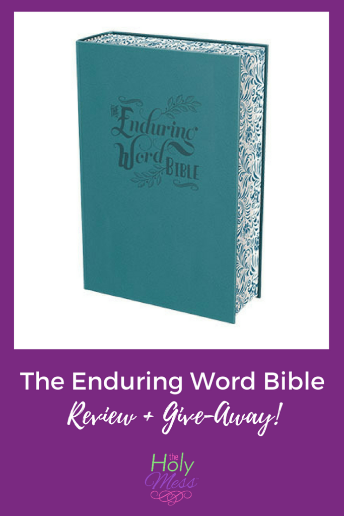 The Enduring Word Bible Review and Give Away