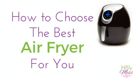 How to Choose the Best Air Fryer for You